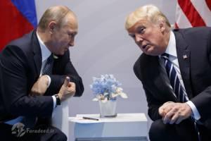 ترامپ از گفتگوی جدی با پوتین درباره سوریه خبر داد
