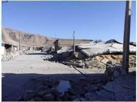 ثبت بزرگترین زمینلغزش و زلزله 2 دهه اخیر ایران در کرمانشاه