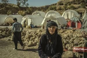 مرگ و زندگی زیر آوار زلزله