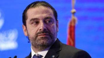 کابینه لبنان برای اولین بار از زمان بحران استعفای حریری تشکیل جلسه میدهد