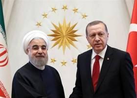 روحانی به اردوغان؛ در مقابل تصمیم آمریکا درباره قدس بایستیم