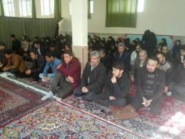 برگزاری مراسم یادبود خانم شرمین کرمی در دانشگاه رازی