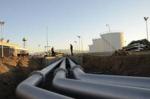 انتقال سالانه 123 ميليارد ليتر مواد نفتي