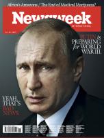 آیا پوتین برای جنگ جهانی سوم آماده میشود؟