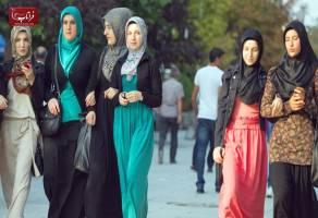 آیا زنان در جامعه اسلامی سلطنت می کنند؟
