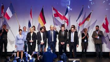 مهاجرت و اقتصاد، محور اتحاد راستگرایان اروپا