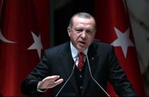 اردوغان نسبت به هرگونه اعتراض علیه عملیات عفرین هشدار داد