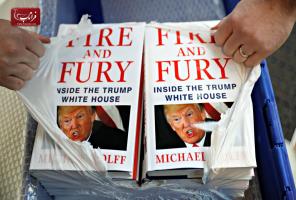 آیا کتاب آتش و خشم ترامپ را به زیر می کشد؟