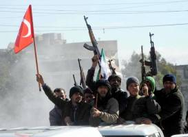 محکومیت حمله ترکیه به عفرین توسط اساتید دانشگاههای کردستان و کرمانشاه