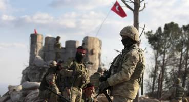 حمله ترکیه به شمال سوریه از منظر ایران