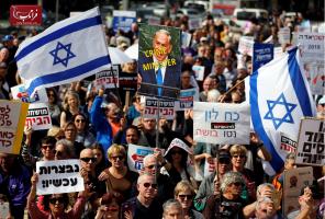 اسراییل دوقطبی شده