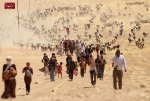 تحليل حقوقي جنايات داعش عليه ايزديان