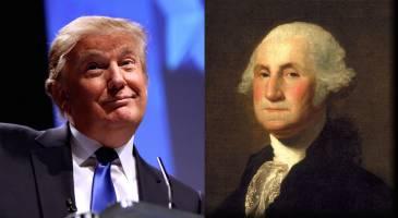آیا جورج واشنگتن روی کار آمدن ترامپ را پیش بینی کرده بود؟