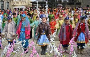 نوروز در باکو، عروس قفقاز