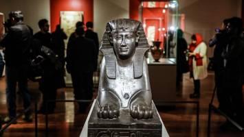 آثار نمایشگاه موزه لوور راهی مشهد شد