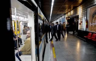 نرخهای جدید بلیت مترو از شنبه اعمال می شود