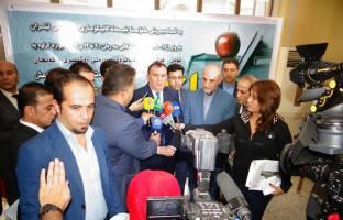همایش فرصت های اقتصادی ایران و اقلیم کردستان عراق