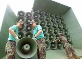 بلندگوهای مرزی سئول علیه پیونگ یانگ خاموش شد!