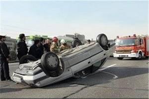فوت بیش از 16 هزار نفر سالیانه براثر سوانح رانندگی