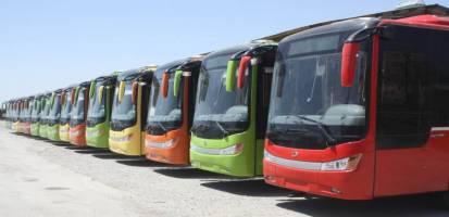 تصویب کلیات افزایش ۱۲.۵ درصدی نرخ اتوبوس و مینیبوس