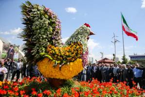 نمایشگاه گل و گیاه در نیمه اردیبهشت در تهران برگزار می شود