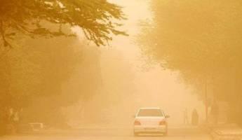 آلودگی هوای استان کرمانشاه به مرز هشدار رسید