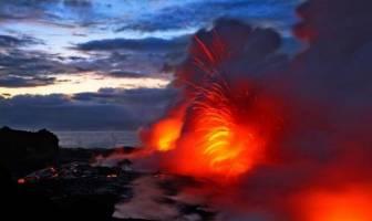آتشفشان 31 خانه را در هاوایی تخریب کرد