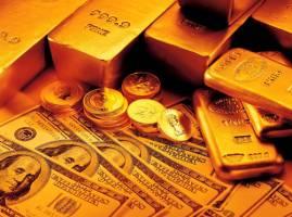 کاهش قیمت طلا در واکنش به خروج ترامپ از برجام