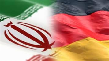 آلمان ها نسبت به همکاری با ایران امیدوارند