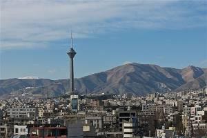 هوای تهران بین سالم و ناسالم برای گروههای حساس جامعه