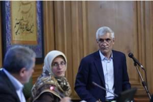 قطار تغییرات افشانی به شهرداری می رسد؟