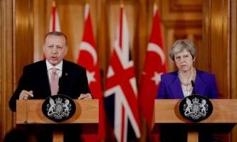 اردوغان: آمریکا به گسترش خشونت در منطقه کمک میکند