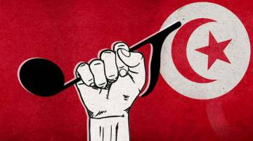 گسترش سرودهای سیاسی در خاورمیانه