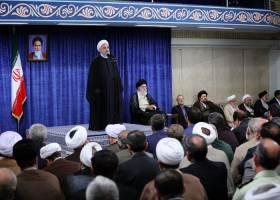 روحانی: در همه تصمیمات، رهبر انقلاب راهنمای دولت بودهاند