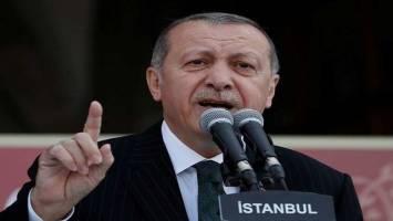 تاکید اردوغان بر تشدید روند عملیات نظامی در سوریه
