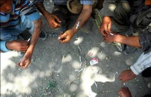 اینجا گوشه ای از کرمان؛ نقطه ای زیر صفر درجه فقر است