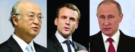 از مسکو تا پاریس، همه علیه ترامپ