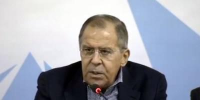 لاوروف: تنها باید نیروهای سوریه در مرزهای جنوبی این کشور مستقر شوند