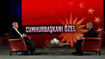 اردوغان: دولت قوی نیازمند پارلمان قوی است