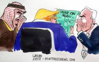 واکنش جهان عرب به خروج آمریکا از برجام