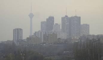 بانک جهانی گزارش داد؛ «تهران در جمع آلودهترین شهرهای جهان»
