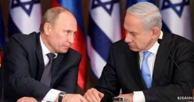 گفتوگوی تلفنی نتانیاهو با پوتین درباره سوریه