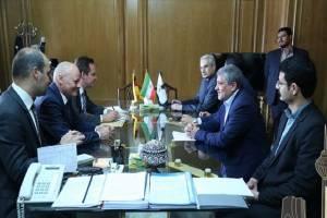 آمادگی آلمان برای حمایت از شهر تهران در زمینه فناوری