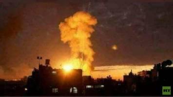 حملات موشکی و خمپارهای مقاومت فلسطین به شهرکهای اسرائیلی اطراف غزه