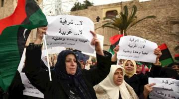 چشم انداز بحران لیبی در 2018