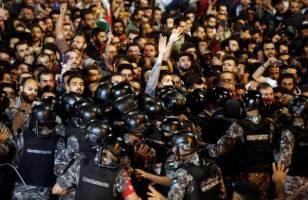 بالا گرفتن اعتراضهای ضد دولتی در اردن و احتمال برکناری نخستوزیر