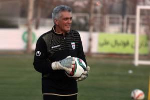 دن گاسپار: اگر ایران در جام جهانی شگفتیساز شود تعجب نمیکنم