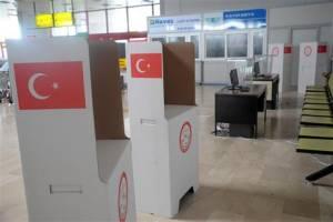 ۲۷ خرداد؛ برگزاری انتخابات ریاست جمهوری ترکیه در ایران