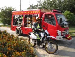 ناوگان آتشنشانی نوسازی می شود