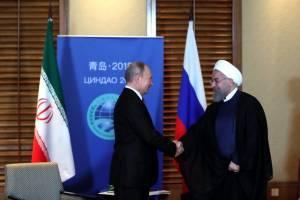 پوتین بر نتایج موفق همکاری ایران و روسیه در حل بحران سوریه تاکید کرد